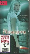 THE STEPDAUGHTER Andrea Roth VHS Gil Gerard