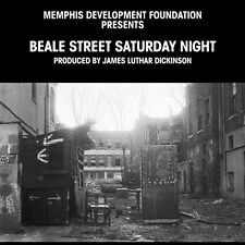 Beale Street Saturday Night - NEW SEALED LP on CLEAR vinyl Sleepy John, Furry Le