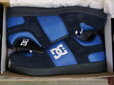 2003 DC LYNX 2 SKATEBOARD SHOES TRUE NAVY / ROYAL SIZE 9 - VERY RARE