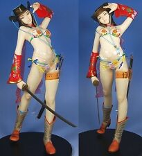 STORY IMAGE FIGURE EXTRA THE ONE CHANBARA AYA PVC FIGURE  Bikini Cowgirl  YAMATO
