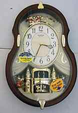 """RHYTHM"" MUSICAL WALL CLOCK - ""THE VIOLA ENTERTAINER"""