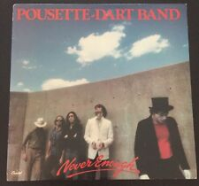 Pousette-Dart Band  Never Enough  LP ST-11935 / 1979   Pop Rock