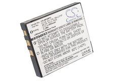 3.7V battery for PENTAX Optio L20, Optio A40, Optio S, Optio S6, Optio S4, Optio