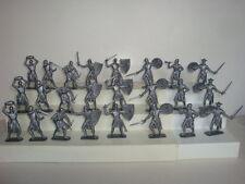 Jecsan 60 mm Crusaders / Knights - 3 Sets of 8 Poses