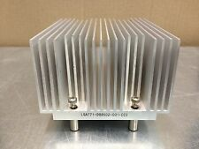 Intel XEON Pasiv CPU Dissipatore di calore LGA771-D98502- 001-CCI Usato