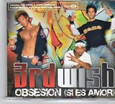 (DY426) 3rd Wish, Obsesion (Si Es Amor) - 2004 CD