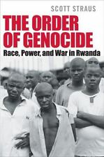 NEW - The Order of Genocide: Race, Power, and War in Rwanda
