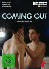 Defa COMING OUT  Matthias Freihof  Dagmar Manzel  remastered  GAY DVD Neu DDR