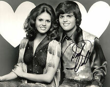 GFA The Osmonds Star  * DONNY OSMOND * Signed 8x10 Photo PROOF AD1 COA