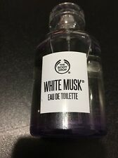 The Body Shop White Musk For Women Eau De Toilette 3.3oz 100ml Perfume Spray New