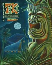 TIKI MAGAZINE & MORE #9 Fall 2016 JOLLY ROGER Robert Jimenez HUKILAU Art MUG New