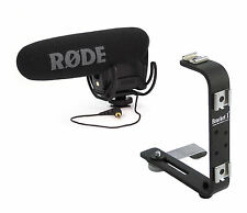 RODE VideoMic Pro with Bracket 1 Micro Multi-Shoe Bracket and Rode VMP Deadcat