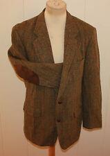 DESCH Harris Tweed  Sakko Gr. 50 hochwertig Jacket AERMEL STUCKE luxus fein
