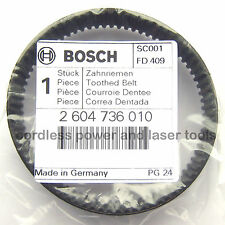 Bosch Genuine Toothed Drive Belt for PBS 75 A Sander Original Part 2 604 736 010