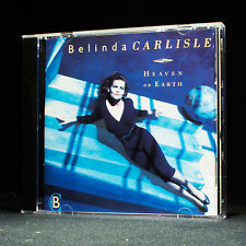 Belinda Carlisle - Heaven On Earth - música cd álbum