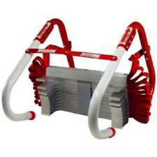 Fire Escape Ladder Safety Folding Ladders Emergency Rope Homes 3 Story Window