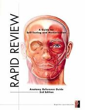 Rapid Review: Anatomy Reference Guide by Anatomical Chart Company