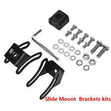 2 Pack Slide Mount  Brackets kits for K7-73 Series LED Spot Light and Floodlight