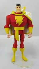 JLU Custom Shazam! Captain Marvel Super Powers era DC Comics