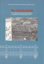 Die Yorckbrücken, Verkehrstechnik, Eisenbahngeschichte, Schöneberg, Berlin