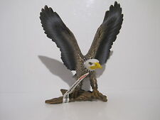 14634 Schleich Birds of Prey: Bald Eagle !with tag! ref:1D575
