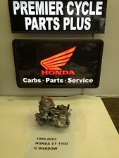 96-03 HONDA SHADOW VT 1100  REMANUFACTURE KEIHIN CARBS CARBURETORS READY TO RUN