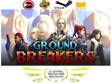 Ground Breakers PC & Mac Digital STEAM KEY - Region Free