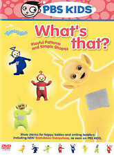 Teletubbies - What's That DVDs-Acceptable Condition