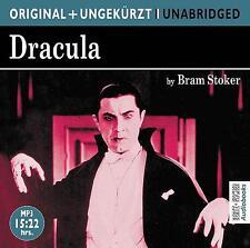*NEU*  BRAM STOKER - STOKER, BRAM - DRACULA. CD-MP3
