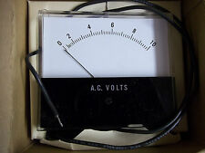 Honeywell Meter MS3 0-10 AC Volts New Old Stock