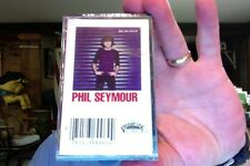 Phil Seymour- self titled- 1980- Boardwalk label- new/sealed cassette tape