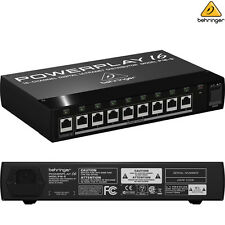 Behringer P16-D Powerplay 16-Ch Digital Ultranet Distributor l Authorized Dealer