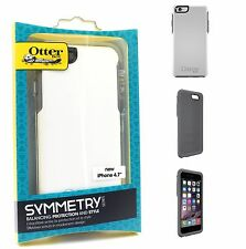 OtterBox Symmetry Tough Rugged Case Cover for iPhone 6/6S - Glacier - 77-50548