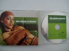 ALICIA KEYS - A WOMAN'S WORTH - PROMO CD-SINGLE