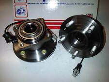 CHEVROLET CAPTIVA 2.0 2.2 2.4 3.0 3.2 2006-on 2x NEW REAR WHEEL BEARINGS /HUB