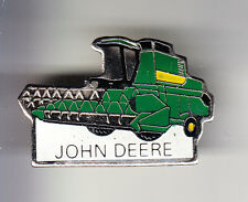 RARE PINS PIN'S .. AGRICULTURE TRACTEUR TRACTOR MOISSONNEUSE JOHN DEERE N°3 ~BS