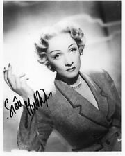 SIAN PHILLIPS Welsh Actress Autograph Signed 'Marlene Dietrich' UACC DEALER (A