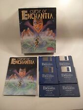 Amiga Game-Maldición de Enchantia
