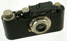 Leica i model a no. 16513 year año 1929 modified by Leitz to II d Elmar no no.