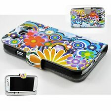 Flip PU Leather Stand Card Wallet Phone Cover Case For Samsung Galaxy S3 i9300