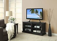 Atlantic 63607103 Table Top TV Stand/1-42, Black