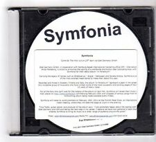 (GB139) Symfonia, Come By The Hills - 2011 DJ CD