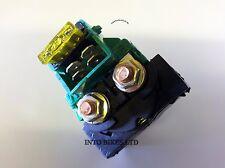 Starter Motor Relay Solenoid For Honda XRV 750 Africa Twin RD04 1990