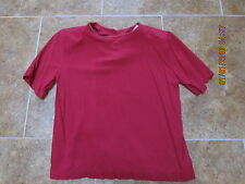 Womens Red Top Vintage-80's Size 6 Shoulder Pads, Button Back Jacklyn Smith