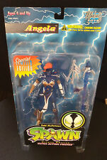 !!! SPAWN SPECIAL LIMITED EDITION Angela Variant McFarlane Toys personaggio!!!