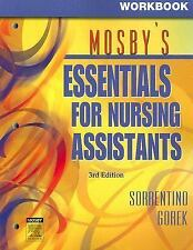 Workbook for Mosby's Essentials for Nursing Assistants