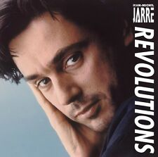 Jean-Michel Jarre Revolutions CD NEW SEALED London Kid+