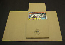 25 Comic Book Flash Mailers (Fits Most Comic Sizes, TPB's, and Manga Digests)