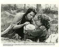 VAL KILMER WARWICK DAVIS RON HOWARD WILLOW 1988 VINTAGE PHOTO ORIGINAL #8