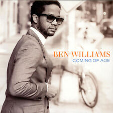 Ben Williams - Coming Of Age (Vinyl LP - 2015 - US - Original)